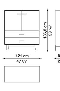 GUEST LIVING / DINING OTIUM SIDEBOARD on Designer Page