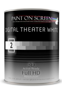 Digital Theater White on Designer Page