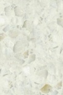 Terrazzo-Ware™ Shower Base - Integral Threshold Series, Square Fixtures on Designer Page