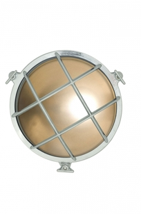 7028 Brass Bulkhead with Internal Fixing Points, Chrome Plated on Designer Page