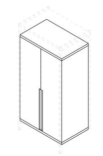 "Bathroom Closet 3'-0"" on Designer Page"