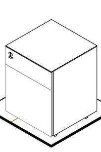 Custom Pedestal on Designer Page