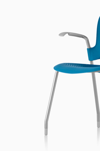 Caper Stacking Chair on Designer Page