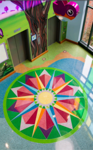 Designer Pages: Terrazzo Flooring Page