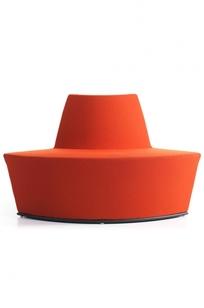 Area Radius Modular Seating on Designer Page