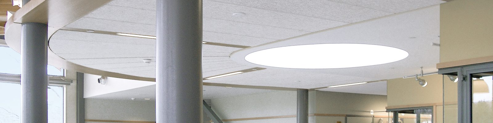 Tectum Concealed Ceiling Panels On Designer Pages