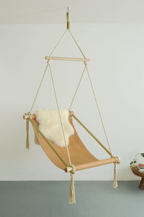 Ovis Hanging Chair on Designer Page