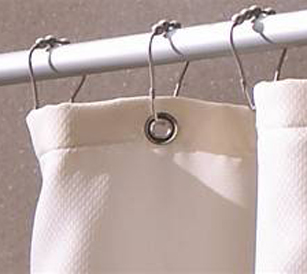 Shower Curtain Rings On Designer Pages