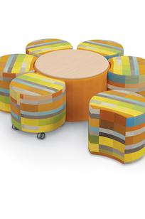 Blossom Soft Seating on Designer Page