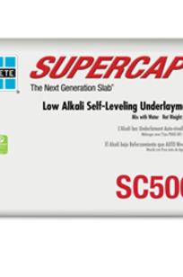LATICRETE® SUPERCAP® SC500 on Designer Page