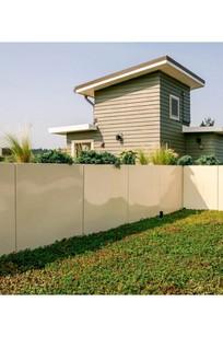 Aluminum Rectangle Planter on Designer Page
