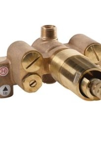 "1/2"" Thermostatic Mixing Valve - TSST on Designer Page"