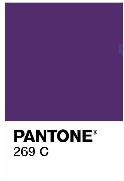 PANTONE 269 C, on Designer Pages