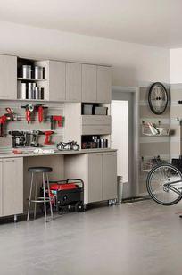 Garage Storage Cabinets Custom on Designer Page