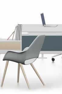 Level 34 450 cm, Organic Chair, Nelson Table on Designer Page