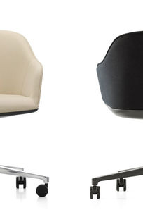 Softshell Chair - Five-Star Base on Designer Page