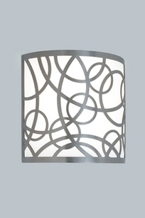 Circolo 12 x 12 Sconce Exterior on Designer Page
