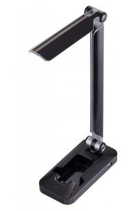VERVE™ FOLDING LED DESK LAMP, BLACK on Designer Page