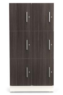 Align Lockers on Designer Page