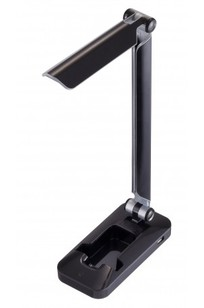 VERVE™ FOLDING LED DESK LAMP, BLACK on Designer Page