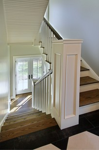 Custom Milled Stair Treads - Prefinished on Designer Page