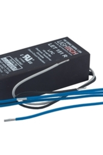 LET-151-12 (12V AC Electronic Hard Wire Transformers) on Designer Page