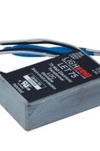 LET-75-12V/277V (12V AC Electronic Hard Wire Transformers) on Designer Page