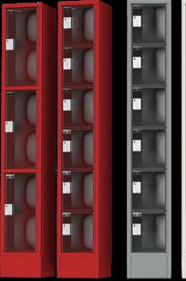 Polycarbonate Lockers on Designer Page