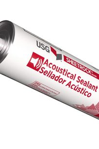 Sheetrock® Brand Acoustical Sealant on Designer Page