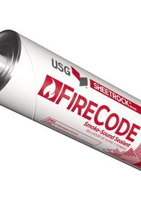 Sheetrock® Brand Firecode® Smoke-Sound Sealant on Designer Page