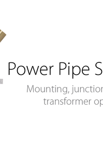 Power Pipe™ System In-Grade Junction Box (Low Voltage) on Designer Page