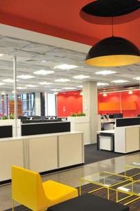 ecoustic® Matrix Ceiling Tile on Designer Page