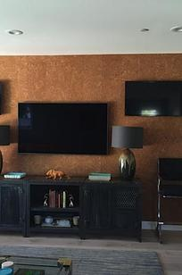 Stone Cork Wall Tile on Designer Page