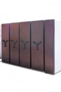 Standard High-Density Mobile Storage on Designer Page