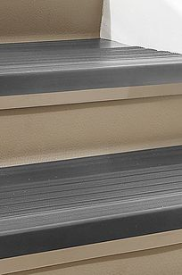 Indoor Stair Treads Vinyl  H-3653BL on Designer Page