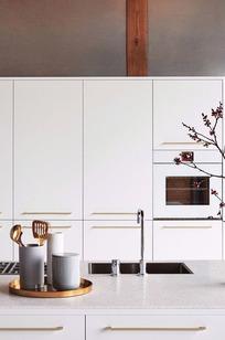 ONE Quartz Surfaces® - Geo Flecks on Designer Page