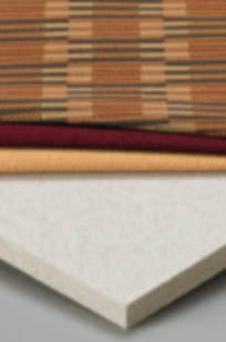 Tackable Wall Panels on Designer Page