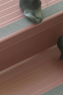 Vinyl Stair Treads on Designer Page