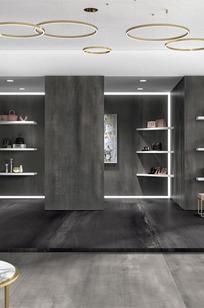 Metallic Selection - Panoramic Porcelain Surfaces on Designer Page