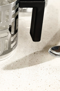 ONE Quartz Surfaces® - Micro Flecks on Designer Page