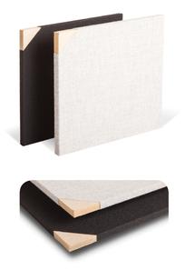 Tackboard Panels on Designer Page