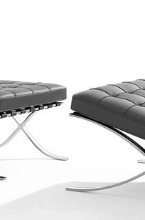 Barcelona® Chair on Designer Page