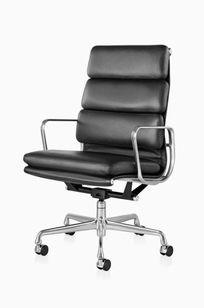 Eames Soft Pad Chairs on Designer Page