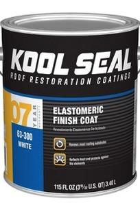 Kool Seal 7 Year Elastomeric Roof Coating on Designer Page
