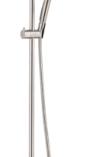 CromaShowerpipe 220 1-Jet, 2.5 GPM - Model No. 27185821 on Designer Page