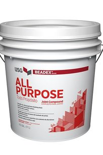 BEADEX® BRAND ALL PURPOSE JOINT COMPOUND on Designer Page