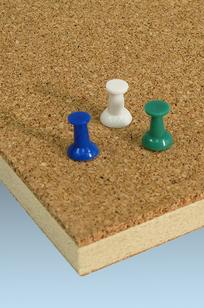 Corkboard on Designer Page