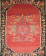 Nasiri 3315 3.9x6.4 antique kilim azerbijan medium cropped