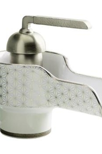 K-11000-VT - Bol® ceramic faucet with Silkweave™ design on Designer Page