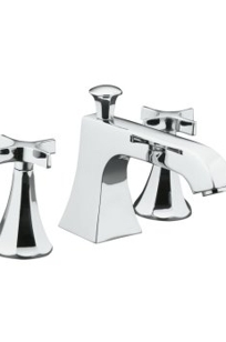 K-T428-3C - Memoirs® bath- or deck-mount high-flow bath faucet trim, valve not included on Designer Page